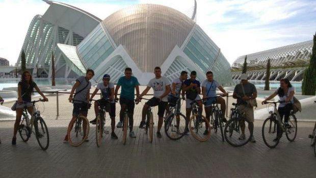 rutas-bici-Valencia-oceanografic